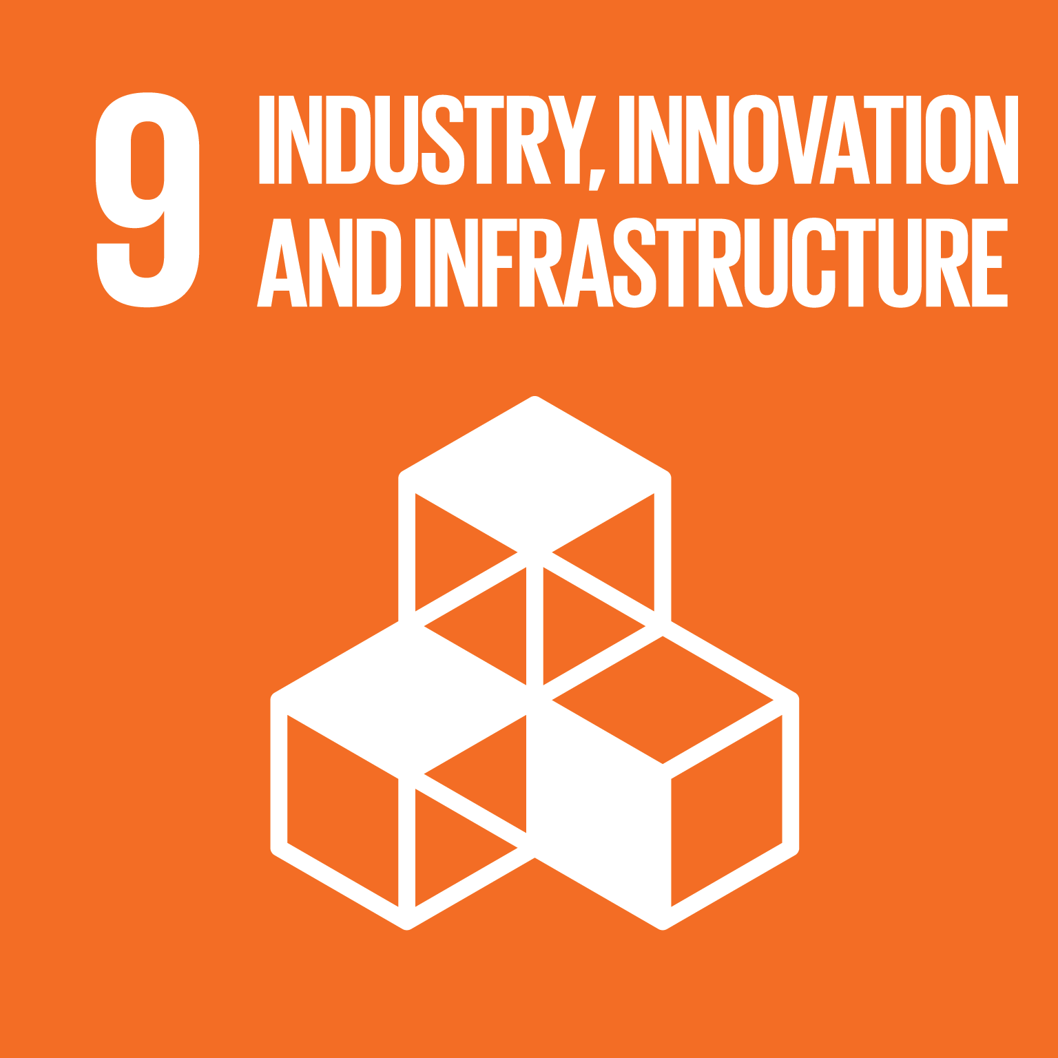 Industry, Innovation and Infrastructure - Build resilient infrastructure, promote sustainable industrialization and foster innovation